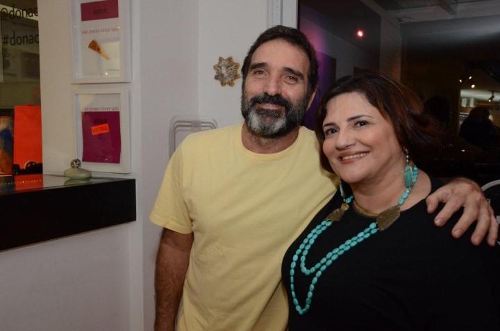 Edgar Duvivier e Paola Bonelli (Custom)