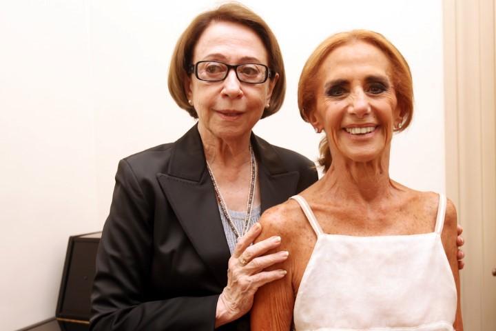 Fernanda Montenegro e Vera Lafer (Custom)