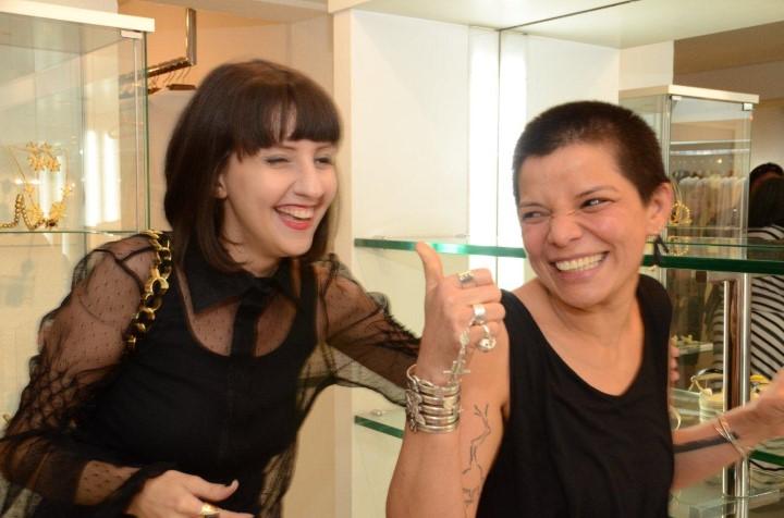 Naruzka Varela e Antonia Oliveira (Custom)