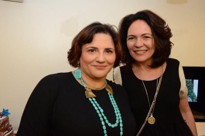 Paola Bonelli e Roberta Damasceno (Custom)