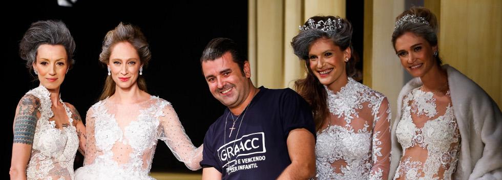 Marina Dias, Thalita Pusi, Geraldo Couto , Carol Francichini e Vivi Orth