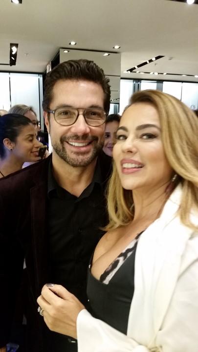 Fernando Torquatto e Ariadne Coelho