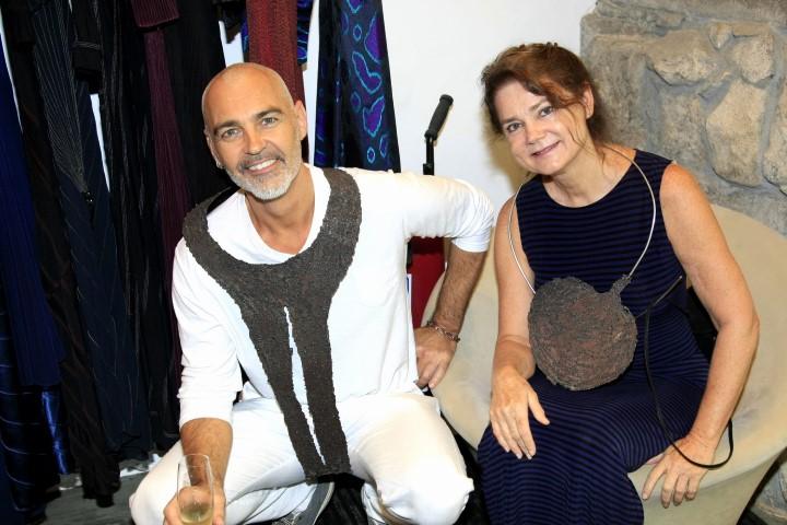 Dirk Vrancken, Miriam Mirna Korolkovas