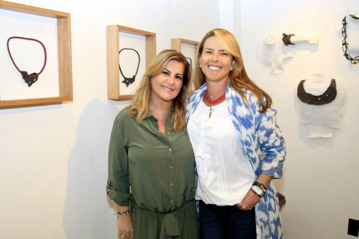 Denise Sirotsky Katz e Monica Rosenzweig