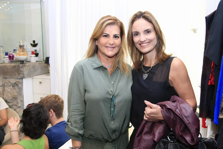 Denise Sirotsky Katz e Patricia Villar