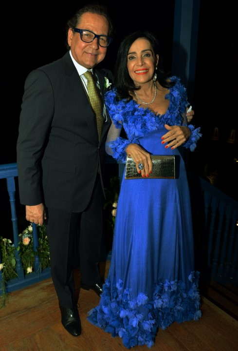 Nestor Rocha e Liliane Rodrigues