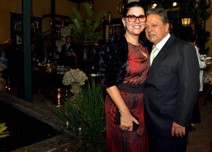 Joana e Aloysito Maria Teixeira
