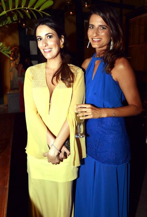 Isabel Taunay e Anna Arany