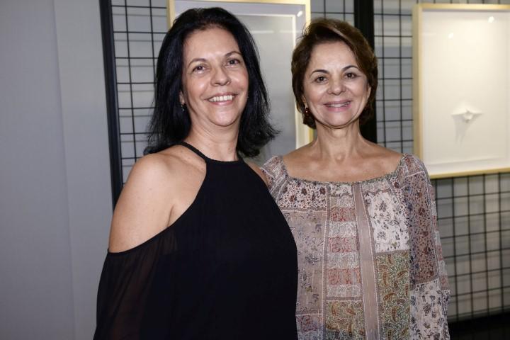 Martha Pagy e Tite Rego Barros