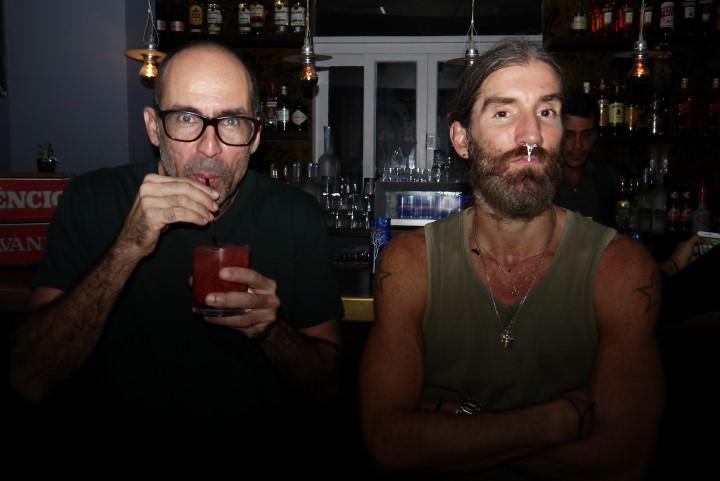Vicente de Paulo e Felipe Veloso