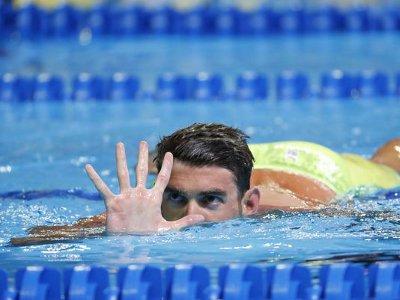Michael Phelps o primeiro nadador no mundo a disputar sua quinta Olimpíada