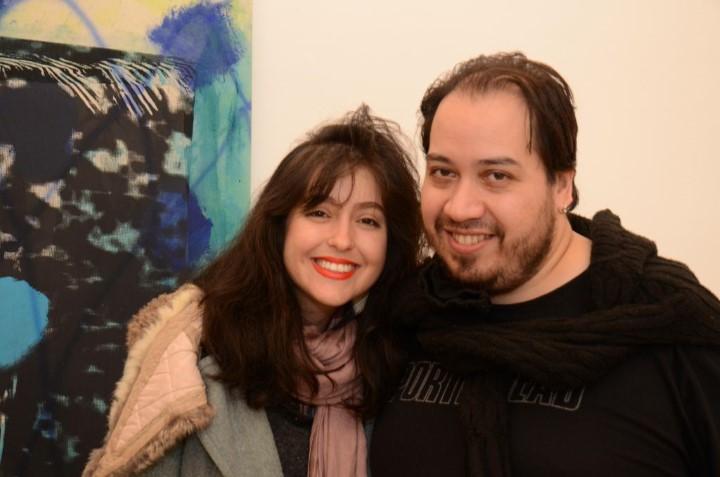 Anna Costa e Silva e Mario Gioia