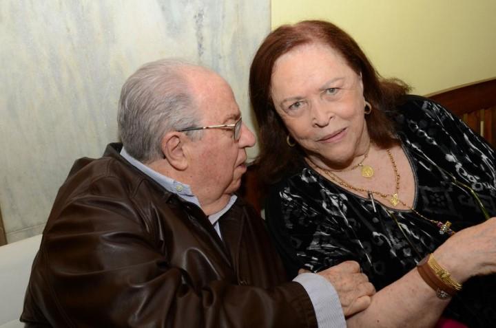 Antonio Carlos e Therezinha Amorim