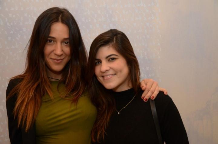 Bel Ninemeyer e Fabiana Pimentel