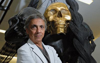 Tunga um dos mais importantes artistas plásticos contemporâneos brasileiros faleceu hoje no Rio