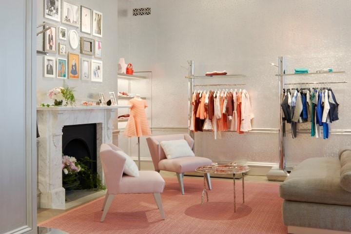 A nova loja Dior na New Bond Street em Londres