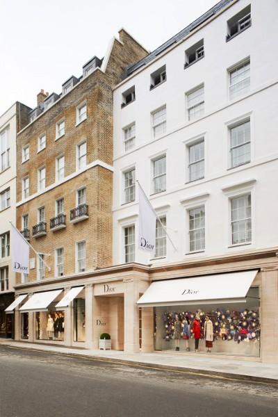 The House of Dior abre amanhã na New Bond Street em Londres saiba mais