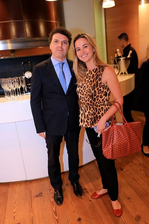 Andre e Denise Oliveira