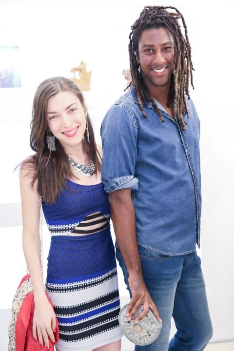 Renata Roma e Jhon Santana