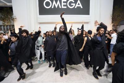 O estilista Alexandre Herchcovitch e a Companhia Urbana de Dança as estrelas de sábado na OMEGA HOUSE