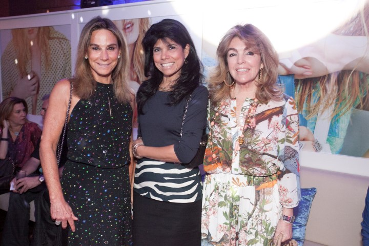 Gabriela Itagiba, Ana-Lucia Antunes e Sonia Simonsen