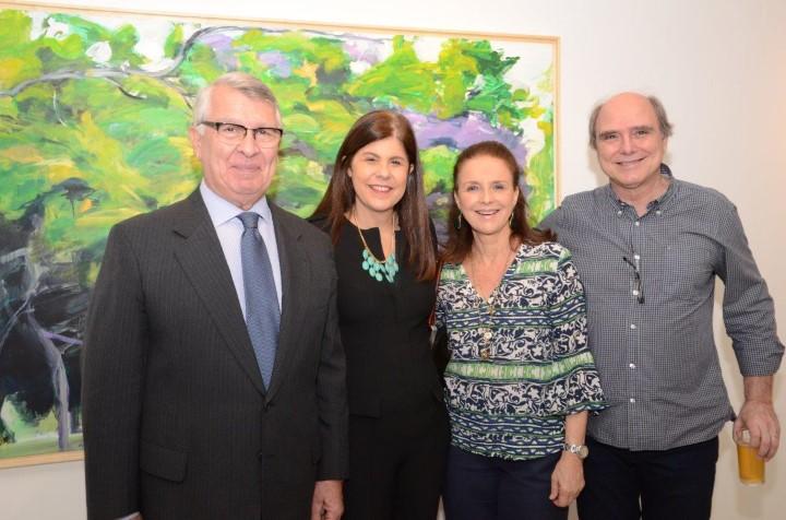 Gilberto e Miriam Prado