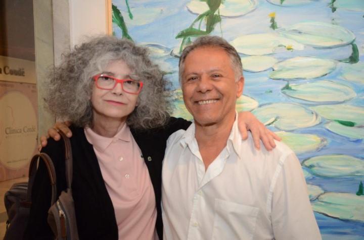 Janete Prioli e Manfredo Souzaneto