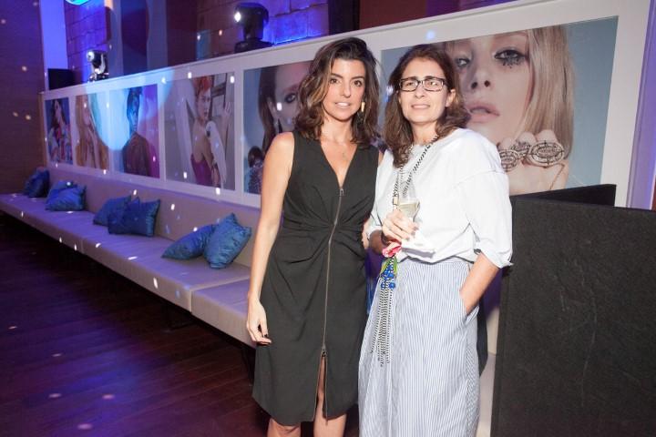 Luciana Algrete e Gloria Marques
