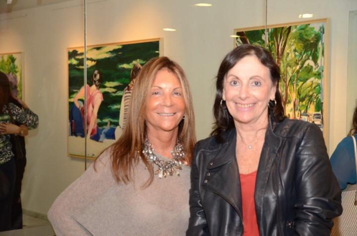 Mercedes Masque e Sonia David