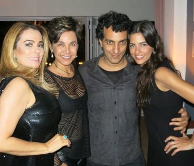 Edna Gomes comemora seu B-DAY no ClubHouse em sexta de ferveção com Ariadne Coelho Christiane Pelajo e Pablo Morais