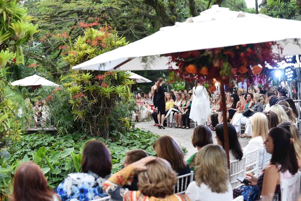 O ambiente dos jardins da CASACOR RIO 2016