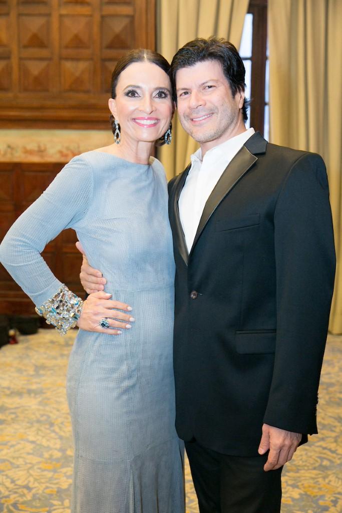 Andrea Natal e Paulo Ricardo
