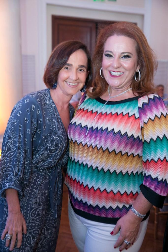 Bebel Niemeyer e Priscila Levinshon