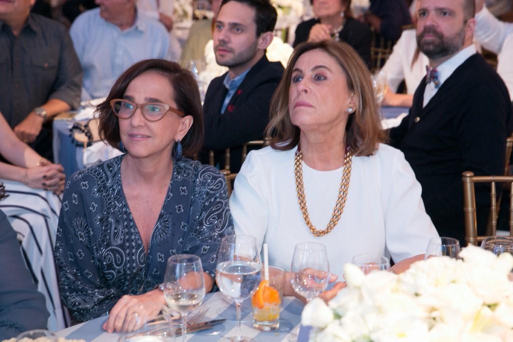 Bebel Niemeyer e Marcia Solera