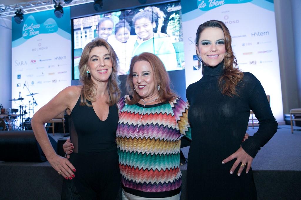 Bete Floris, Priscila Levinshon, Sheila Lustosa