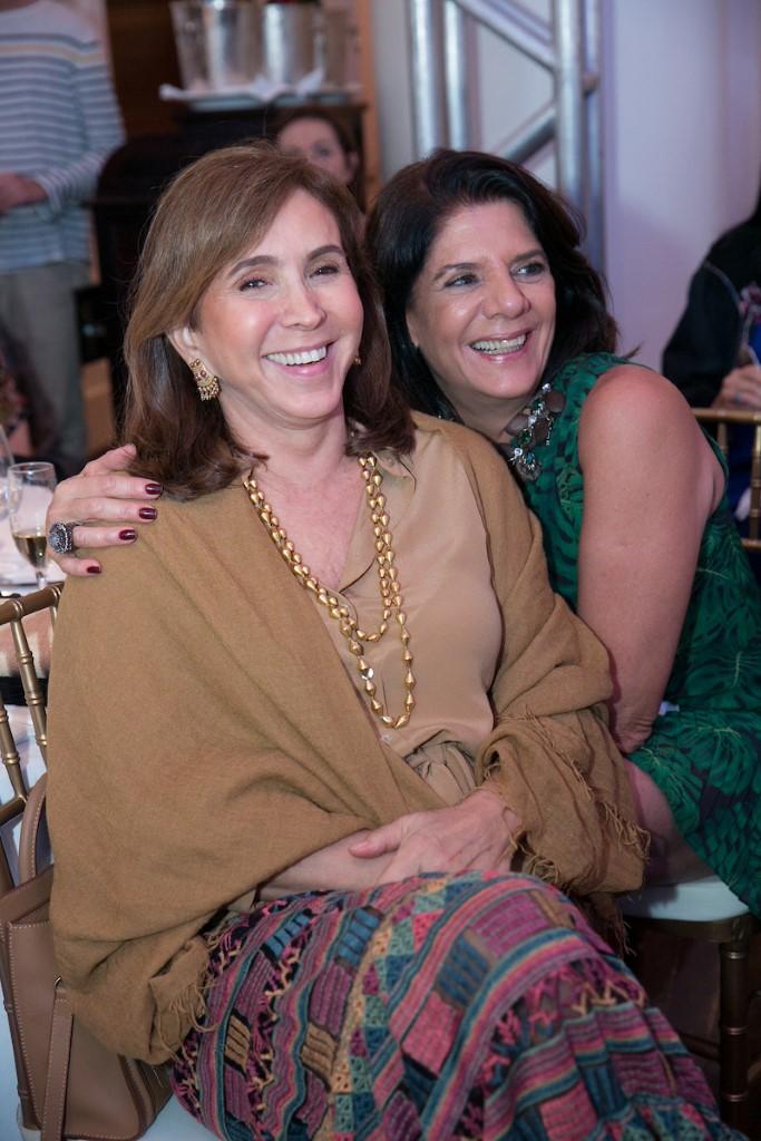 Beth Vianna Pinto e Tania Chady