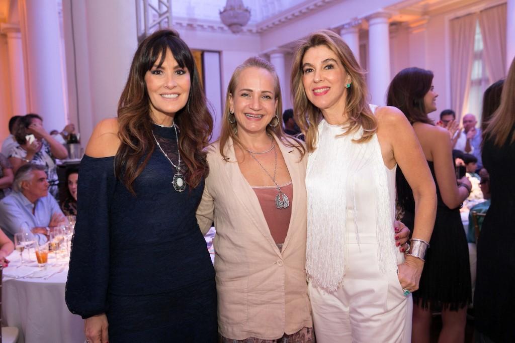 Fernanda Lynch, Patricia chami, Bete Floris