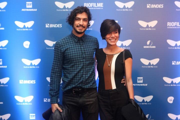 Gabriel Leoni e Carla Salle
