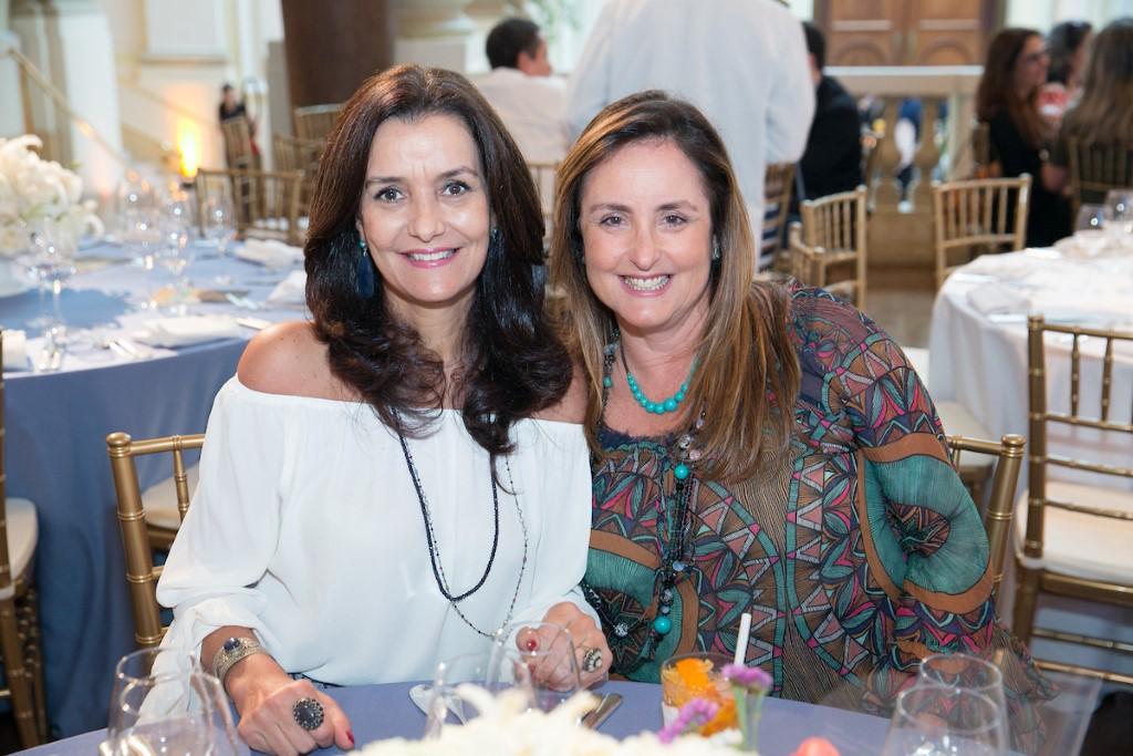Luciana Tostes e Tiana Meggiolaro