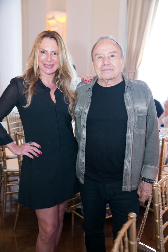 Marilene Saad e Stenio Garcia