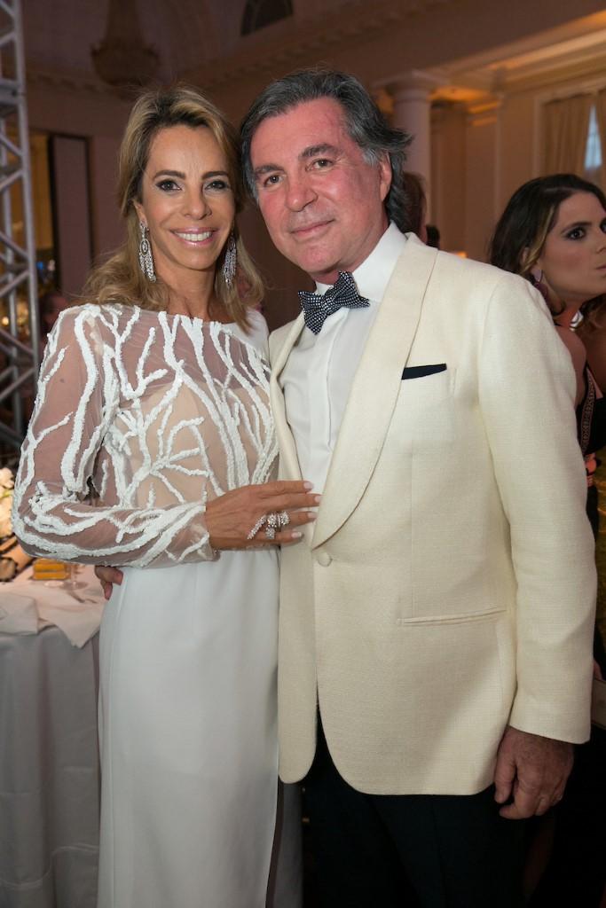 Monica Ibeas e Gustavo Moreira de Souza