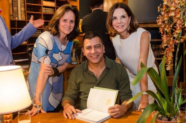 Arnaldo Danemberg Antiquário recebe para sunset candies com lançamento de livro e homenagem as Patrícias
