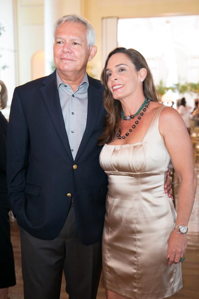 Sergio Freitas e Bel Caran