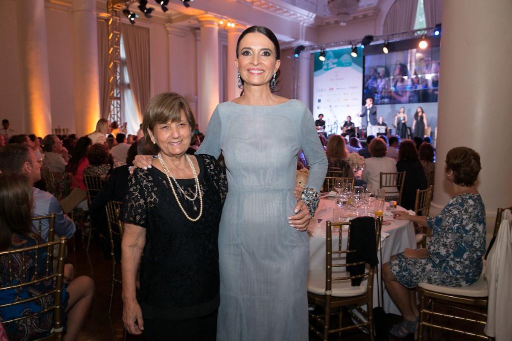 Yolanda Matriolli e Andrea Natal