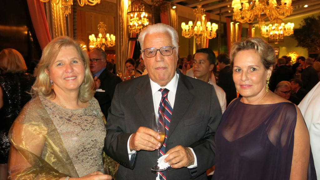 Tisse Pereira e Rodolfo e Leila Teixeira Soares