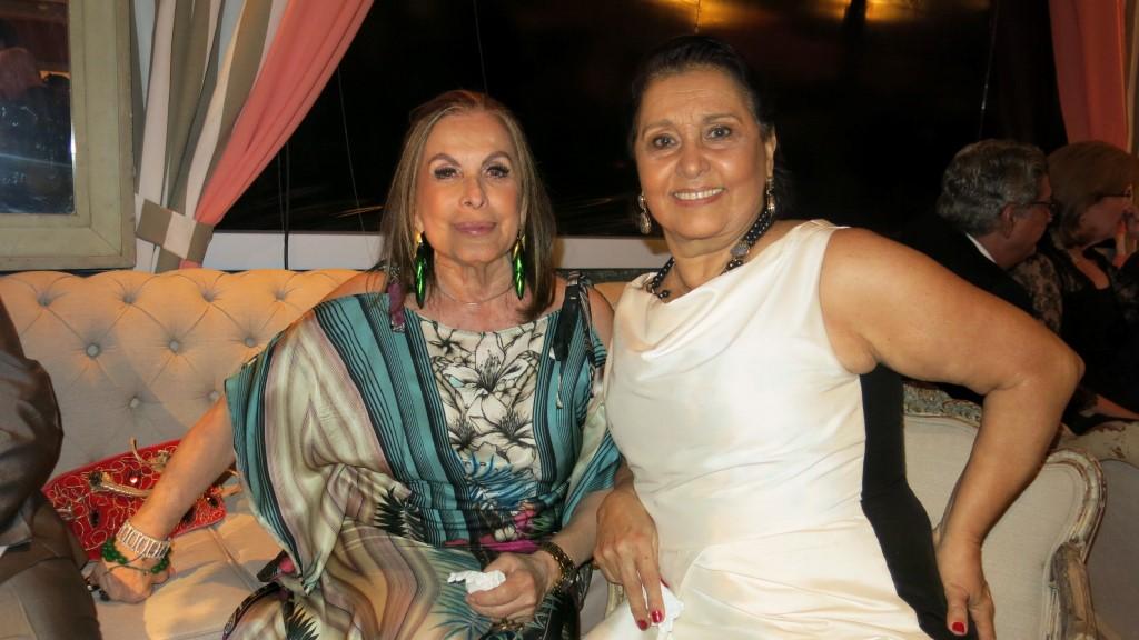 Lucia Madureira de Pinho e Beth Pratini de Morais