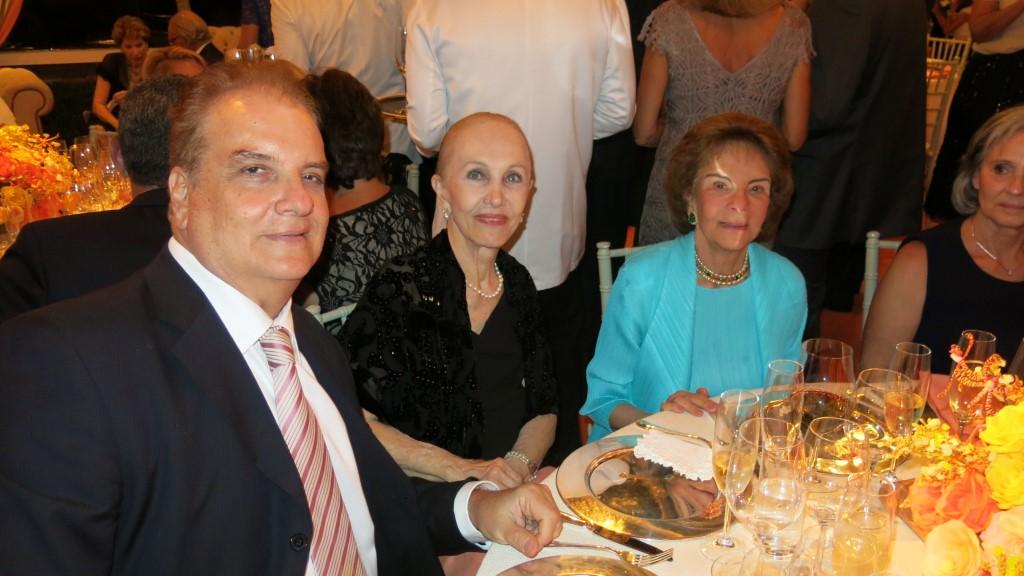 Rawlson de Thuin, Selma Taylor e Emita de Portales
