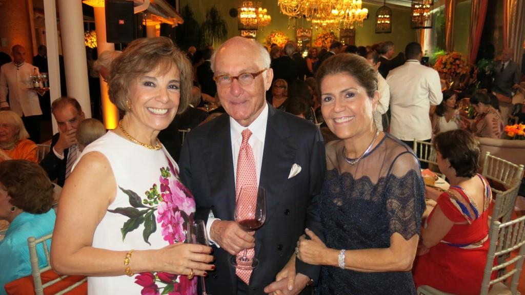 Isabelle de Segur, Hans e Juju Mueller