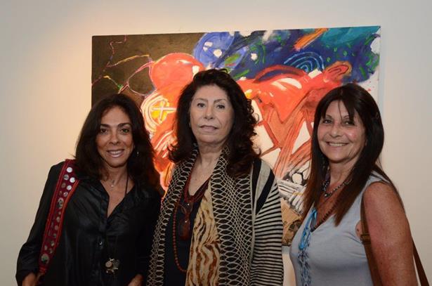 Ana Luiza Rego, Anna Maria Thornaghi e Chica Granchi