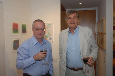 Angelo Butturini e Joe Seiler